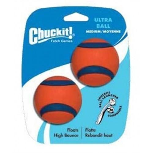 Chuckit!® 2 Pack Ultra Balls Medium