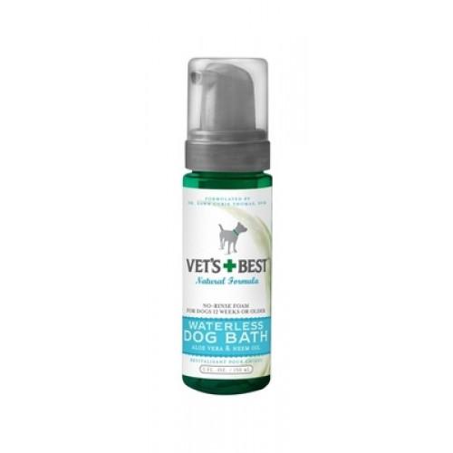 Quick Clean Waterless Dog Shampoo