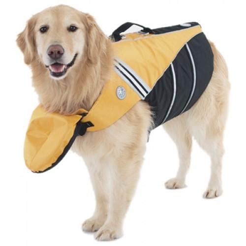 Sunset Yellow Flotation Jacket
