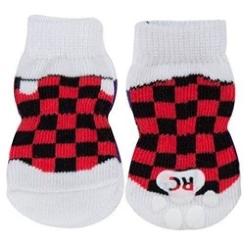 Checkered Sneakers Pawks